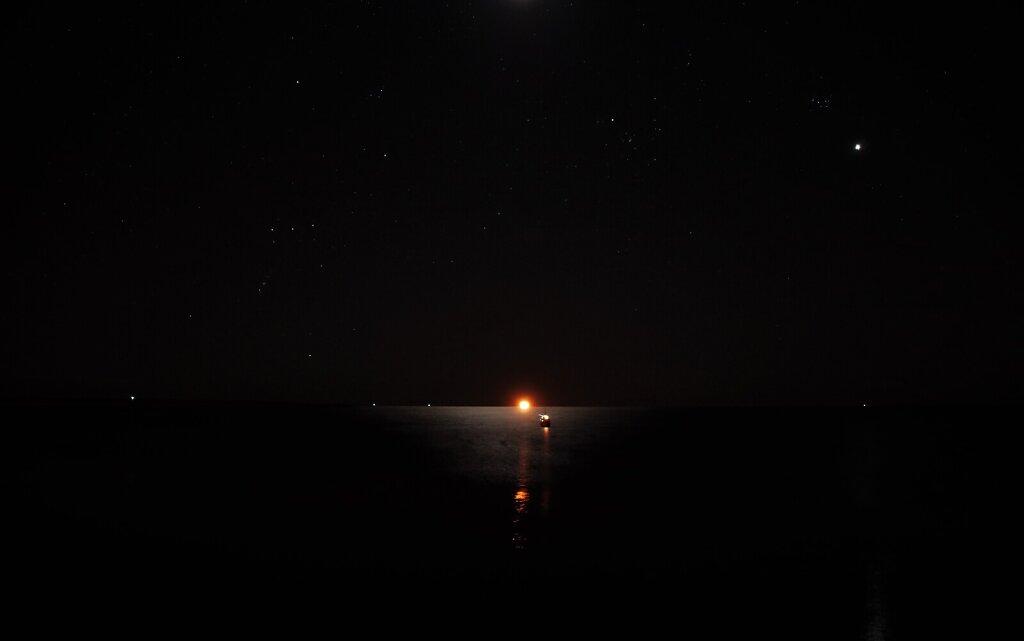 Leav öisel merel