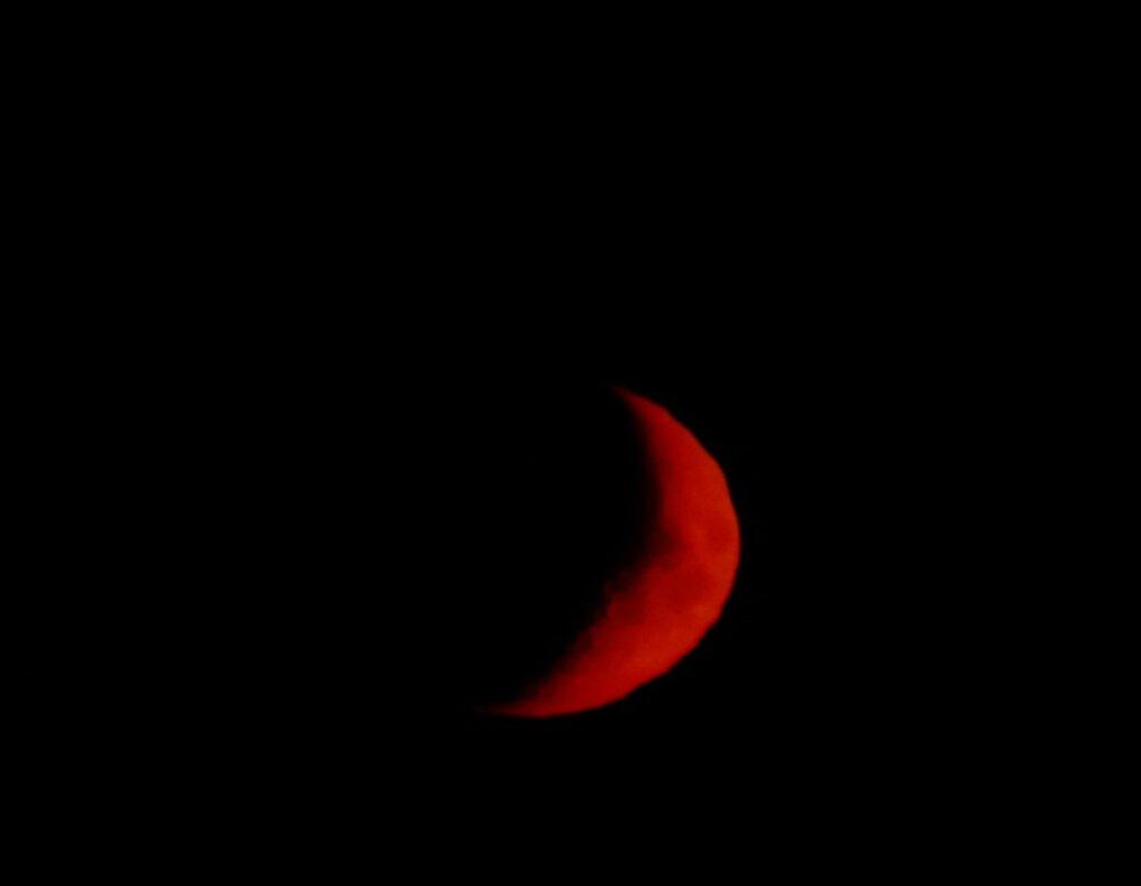 Punane kuu